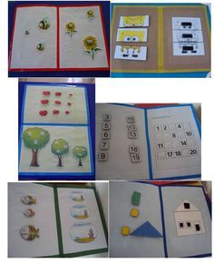TEACCH--great tasks--the site is not in English but the pictures don't need language! Autism Classroom, Special Education Classroom, Eid Crafts, Crafts For Kids, Educational Activities, Preschool Activities, Material Didático, Busy Boxes, Montessori Toddler