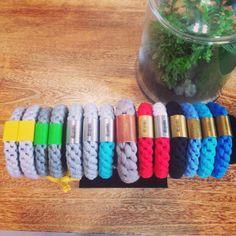 #dizajneko #cotton #upcycling Jewellery, Cotton, Design, Repurpose, Jewels, Schmuck, Jewelry Shop, Jewlery