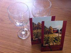Wine tasting at Alexis Bailly Vineyard in Hastings!