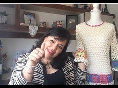 Fabulous Crochet a Little Black Crochet Dress Ideas. Georgeous Crochet a Little Black Crochet Dress Ideas. Crochet Bodycon Dresses, Black Crochet Dress, Crochet Top, Turtle Neck, Tunic Tops, Knitting, Blouse, Sweaters, Pattern
