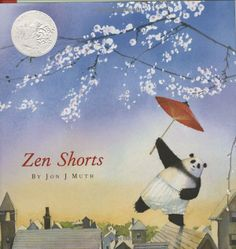 Zen Shorts...StillWater the panda meets 3 children and through story telling introduces them to the concepts of zen NSW English Syllabus Suggested Texts S2