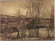 The Kingfisher  Vincent van Gogh
