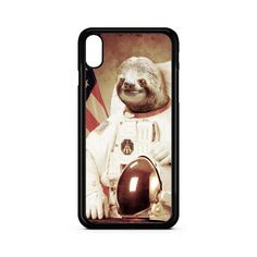 sloth astronaut phone case - 236×236