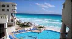 The availability of cheap flights to Cancun Mexico is certainly changing the tourism seasonality of this spring town of Mexico quite considerably.