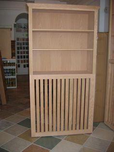radiator/bookcase