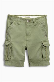 Kalhoty s kapsami (3-16 let)