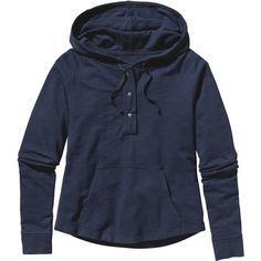 Patagonia Necessity Terry Pullover Hoodie - Women's