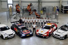 BMW M235i R, BMW M4 DTM, Nico Menzel, Dirk Adorf, Marco Wittmann, BMW Team RMG, Antonio Felix da Costa, Tom Blomqvist, BMW Team RBM, Maxime Martin, BMW Team RBM, Jens Marquardt, BMW Motorsport Director, Martin Tomczyk, Bruno Spengler, BMW Team RBM, Augusto Farfus, BMW Team RMG, Timo Scheider, Timo Glock, BMW Team RMG, BMW M6 GT3 y BMW M4 GT4