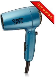 Folding Handle Compact Hair Dryer Portable Styling Heat Travel Carry Small Mini   eBay