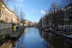 Amsterdam, Holland (must go)