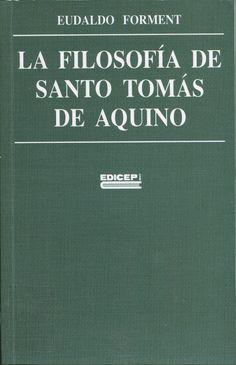 Textos selectos / Santo Tomás de Aquino ; estudio introductorio por Eudaldo Forment