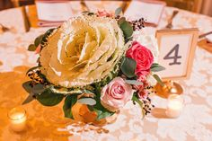 Love this big flower | Charlsie and Ben | It Takes Two Events