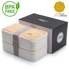 Modern Lunch Boxes, Stainless Steel Containers, Boite A Lunch, Packing Checklist, Camping Packing, Lunch To Go, Bento Box Lunch, Recipe Box, Packaging Design