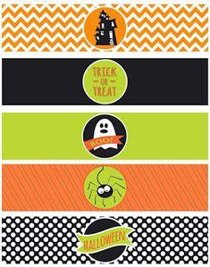 Halloween: varios para imprimir gratis.