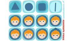 Pikku Kakkosen kommunikaatiokortit | Pikku Kakkonen | Lapset | yle.fi Education, Kids, Young Children, Boys, Children, Onderwijs, Learning, Boy Babies, Child