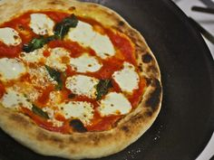 The Pizza Lab: Bringing Neapolitan Pizza Home (aka 'The Skillet-Broiler Method') | Slice Pizza Blog