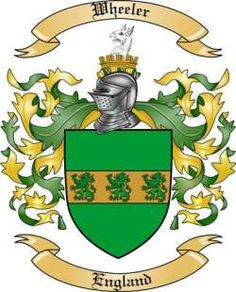 wheeler family coat of arms - Google Search