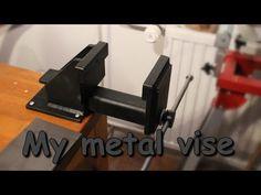 My metal vise - YouTube
