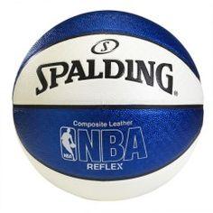 Spalding Reflex Mavi Beyaz Basket Topu No:7