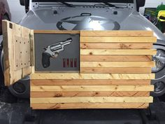 Flag measures 20 x 31 and is 2 deep. Made from reclaimed pallet wood. Comes with hanging hardware. Made by a US Army Combat Veteran