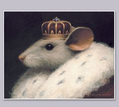 The Mouse King by Parrish Fine Art