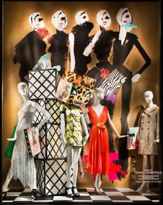 The Bergdorf Goodman Swipe