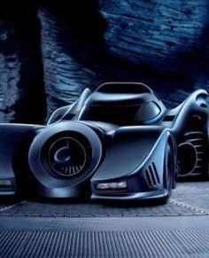 Batimóvil – Los Autos De Batman –