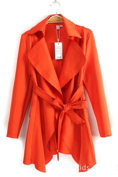Vibrant Coat - Nice for the Fall if I had the money I would but this....
