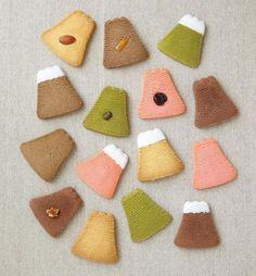 Fujiyama Cookies