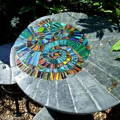 Garden Furniture Mosaic Rainforest Guardian: A Lotus Shaped Concept  Skyscraper