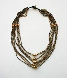 Handmade Necklace by Dreamer Shen