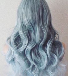 Weekend hair #hair#hairdresser#sydneyhairdresser#bluehair#waves#love#inspo#stylist