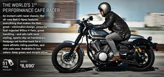 2015 Star Motorcycles Bolt C-Spec Home, information