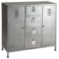 1000 id es sur le th me rangement de casier scolaire sur pinterest nettoyag - Meuble en metal ikea ...