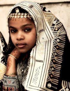 Omani girl...
