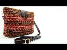 How to make a bag that costs thousands of dollars – Hakeln Crochet Handbags, Crochet Bags, Crochet Clutch Pattern, Crochet Bag Tutorials, Macrame Bag, Simple Bags, Beaded Bags, Summer Bags, Knitted Bags