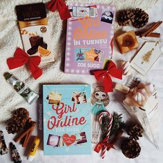 """D I A N A 🚀 Dreams Have Wings pe Instagram: """"[ engl ] Have a verry merry Christmas, everyone! 🎄 🎁 💕 Hope Santa bring you the gifts you wished for. 🎀 I also made myself a gift and…"""" Zoe Sugg, Merry Christmas, Wings, Bring It On, Santa, Gift Wrapping, Dreams, Instagram, Merry Little Christmas"""