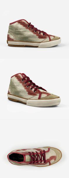 Napa sneaker boot.  The Seeker