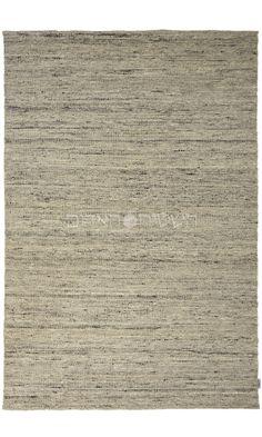 beige Handmade Wool Weave Rug