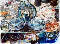 Sir John Lawes Art Faculty: Apart and or Together Reflections / Still Life GCSE Exam Edexcel 2015