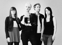 White Lung's Apology Tour - Page - Interview Magazine