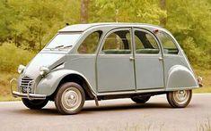 2 CV Citroën Multipla !