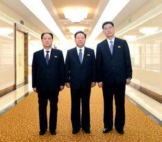 조선민주주의인민공화국 고위급대표단 제31차 올림픽경기대회에 참가하기 위하여 출발-《조선의 오늘》