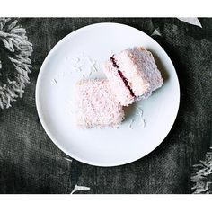 A delicious twist on the original lamington creates an all-Australian cake perfect for Australia Day celebrations. Get the recipe here.