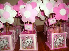 decoracao aniversario gatinha marie 1
