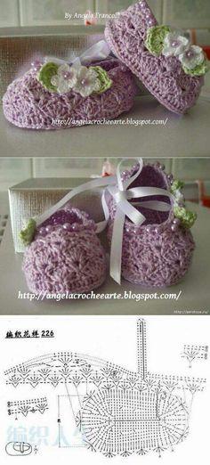 New Baby Girl Crochet Boots Ideas Crochet Baby Mittens, Crochet Baby Blanket Beginner, Booties Crochet, Baby Girl Crochet, Crochet Baby Clothes, Crochet Slippers, Love Crochet, Crochet For Kids, Baby Booties