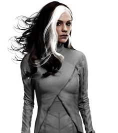 Rogue (Marie D'Ancanto) is a mutant who absorbs the powers or memories of any person touching her skin; if the contact continues for too long, it may kill the other person. She is a member of the X-Men and the girlfriend of Iceman. After discovering that she was a mutant, Rogue had an adventure before meeting Logan.
