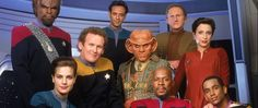 "DS9 Debuted 23 Years Ago Today   Back on January 3 1993 -- or 23 years ago today -- Star Trek: Deep Space Nine debuted in first-run syndication with the two-hour premiere ""Emissary."" It's true that DS9 particuarly when compared/contrasted with The Next Generation represented an angry gritty contentious twist on Gene Roddenberrys Wagon Train to the Stars concept. A commander with no desire to be there? Who had a young child on board with him? Characters who disliked one another other? A space…"