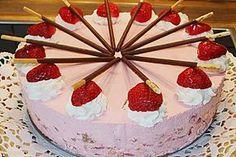 Erdbeer - Yogurette - Torte 7