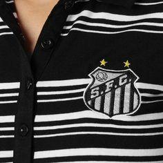 Camisa Polo Santos - Vila do Santos
